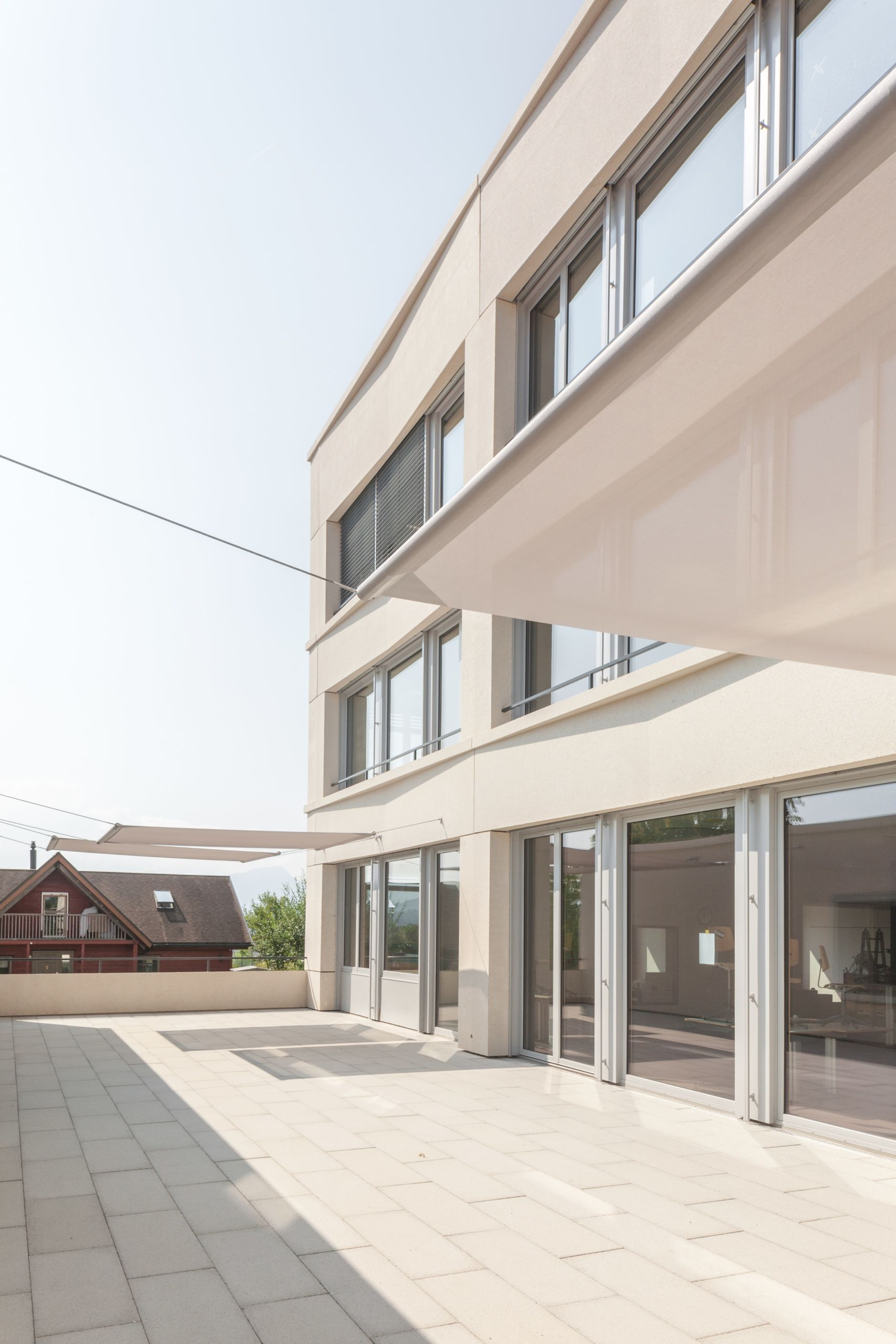 Schulhaus lindau rothenburg mosimann partner ag - Architekten lindau ...